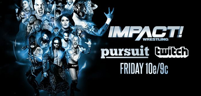 Impact Wrestling Results (11/18): LAX vs OVE, Brian Cage Comes For Revenge, Rich Swann vs Trey Miguel & More