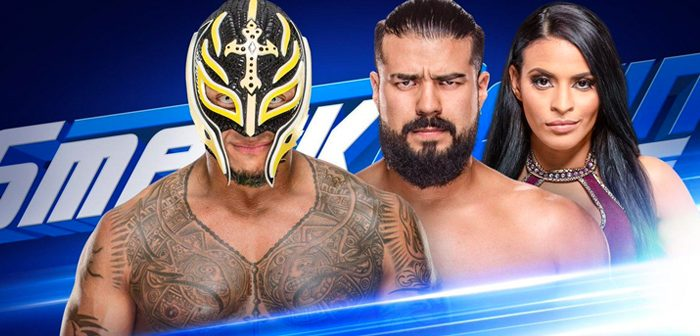 Two Out of Three Falls Match Confirmed For WWE Smackdown Live; Mustafa Ali vs Samoa Joe Rematch Also Set