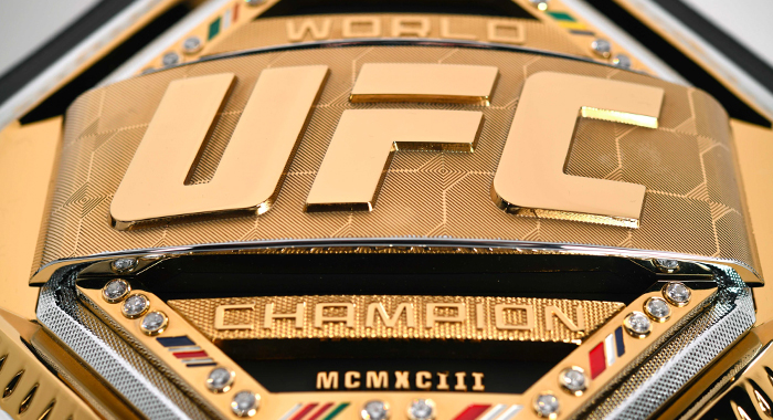 LOOK: UFC To Debut Brand New 'Legacy Championship' At This