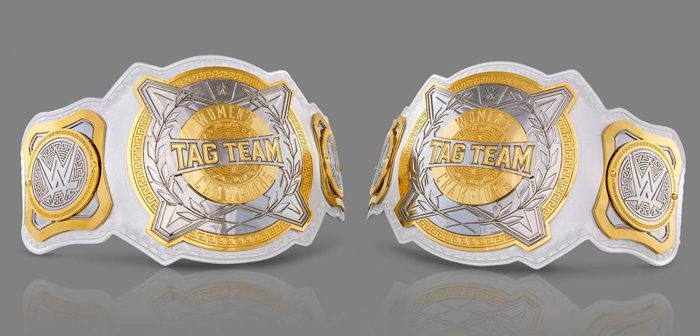 WWE Unveils Women's Tag Team Championships; Inaugural Title Match Set For Elimination Chamber PPV