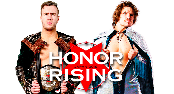 NJPW Honor Rising Results (2/22): Lethal, Tanahashi & Okada Form