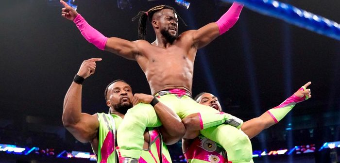 Backstage News On Interesting Idea Reportedly Rejected For The New Day