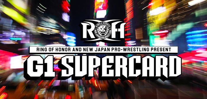 Main Event Set For 'G1 Supercard' At Madison Square Garden