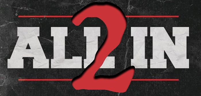 The Elite Confirm 'ALL IN 2' Returning To Chicago