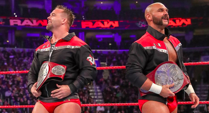 The Revival WWE Raw Tag Team Champions