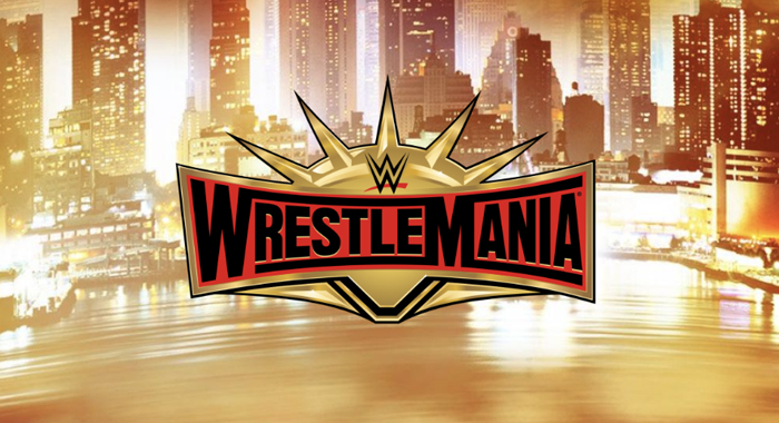 WWE Announces Title Match For WrestleMania 35
