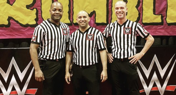 NXT Referee Tom Castor Comments On Breaking His Leg During Live Event