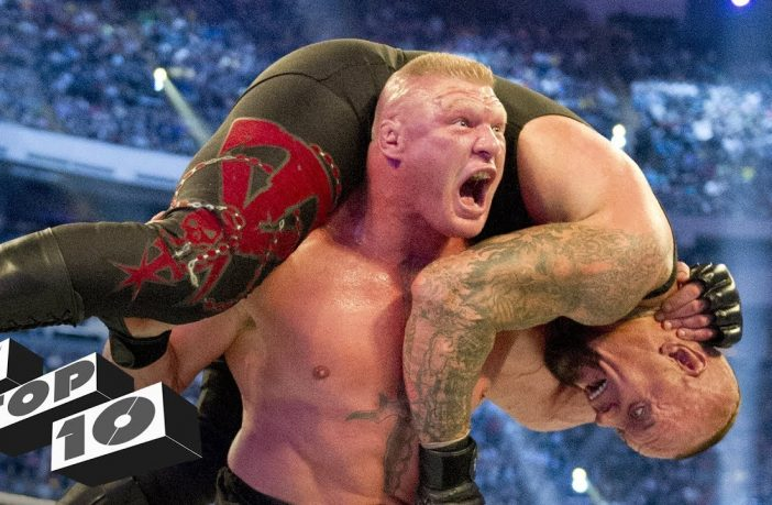 WATCH: WWE Ranks The Top 10 Most Shocking WrestleMania Moments