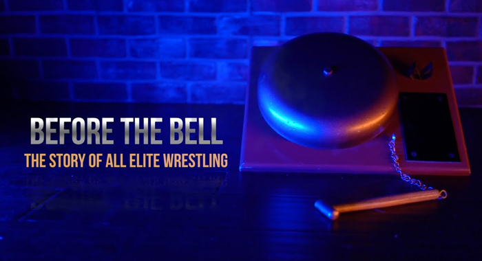 Bret Hart Unveils AEW World Title Belt At Double Or Nothing PPV