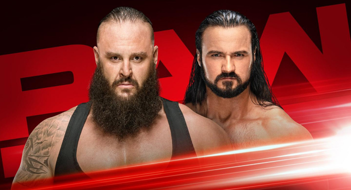 WWE Raw Taping Results And Spoilers From London, England 5/13/19