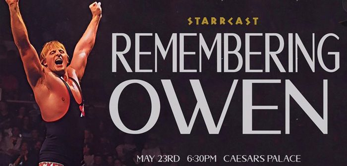 """""""Remembering Owen Hart"""": Live Coverage From Starrcast – Hall of Famers Appear, Owen's Best Backstage Ribs & More"""