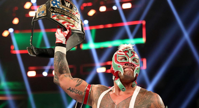 WWE Money In The Bank results: Rey Mysterio vs. Samoa Joe