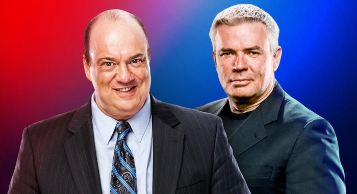 Heyman and Bischoff fill new WWE executive creative roles under Vince McMahon