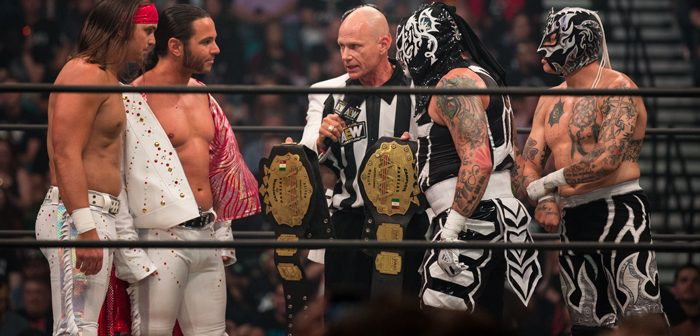 """Tag Team Tournament To Be """"Main Focus"""" Of AEW Television This Fall"""