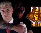 AEW Fight For The Fallen Results (7/13): Rhodes vs Young Bucks, Chris Jericho Makes a Statement, Kong Returns