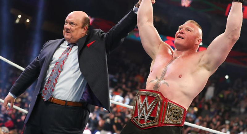Backstage News On Paul Heyman's Influence On WWE RAW