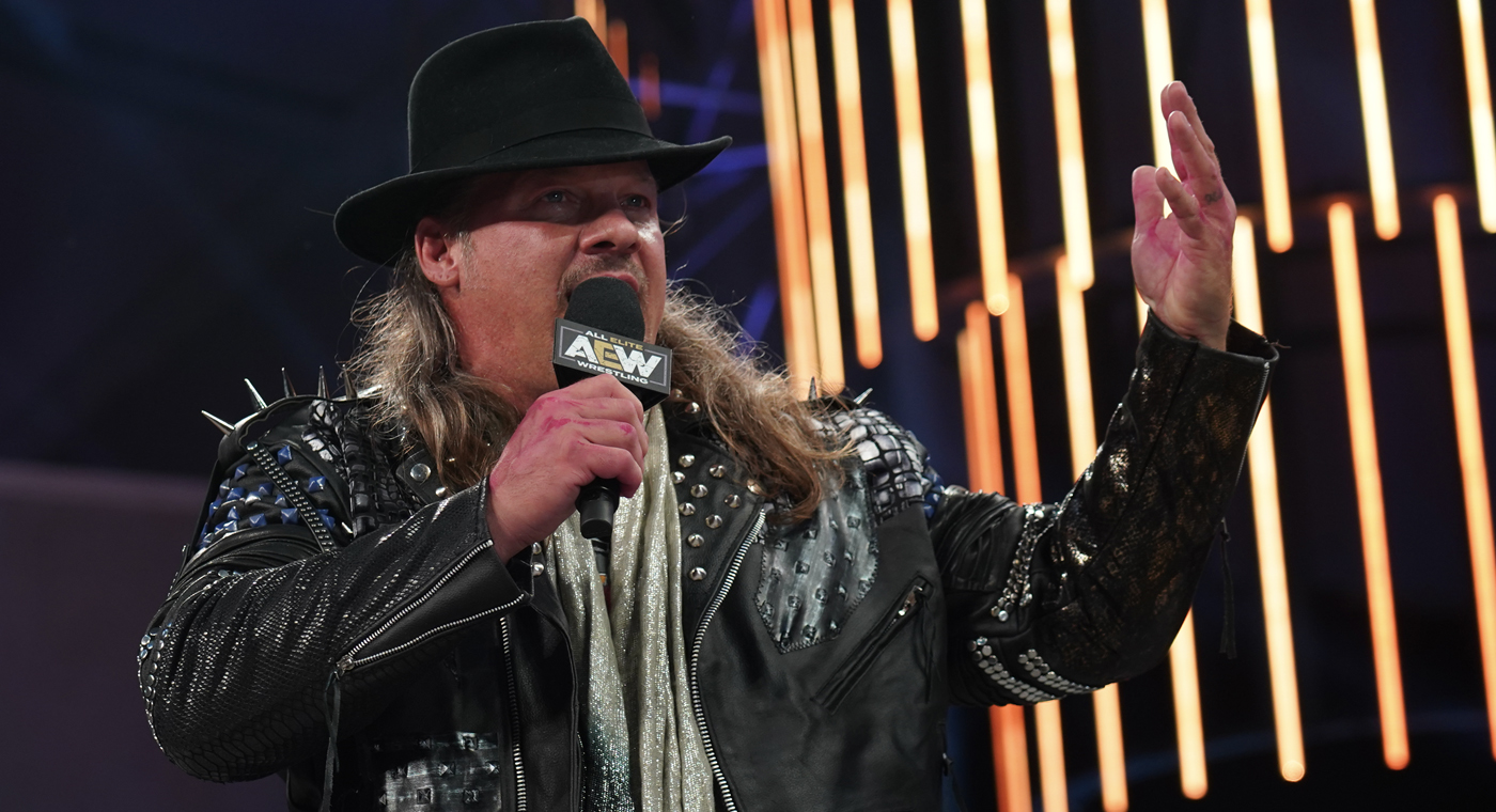 Chris Jericho's Match For AEW TNT Debut Confirmed