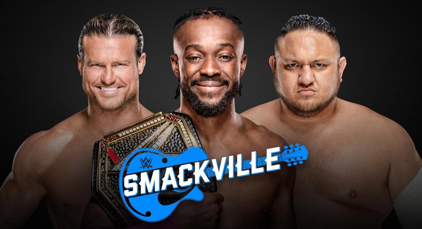 WWE Smackville results: Kofi Kingston retains in Nashville