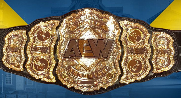 New Details Regarding The Return Of The AEW Title