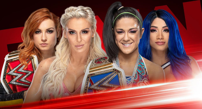 Four Horsewomen to Collide at Madison Square Garden, AJ
