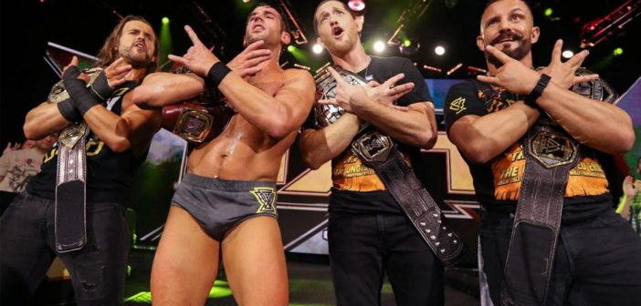Roderick Strong Wins NXT North American Title for the Undisputed Era