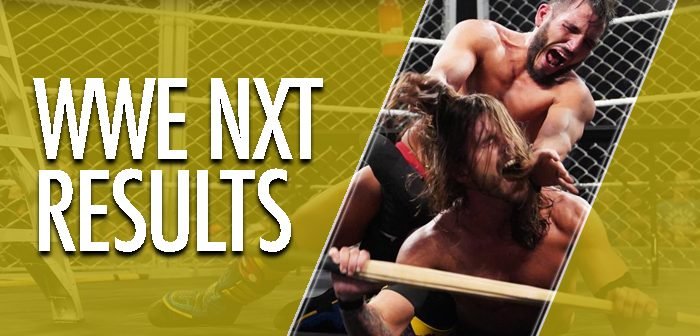 WWE NXT Results: Dream Defends North American Title, Fatal 4-Way Contender's Match, Street Fight