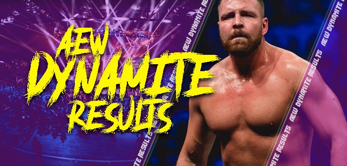 AEW Dynamite Results (11/20): Jon Moxley vs Darby Allin, Chris Jericho Promises Major Announcement & More