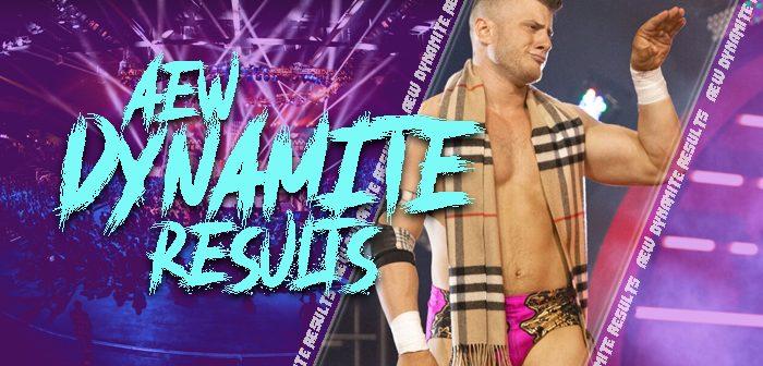 AEW Dynamite Results (1/15): Cody's Answer, Jon Moxley vs Sammy Guevara