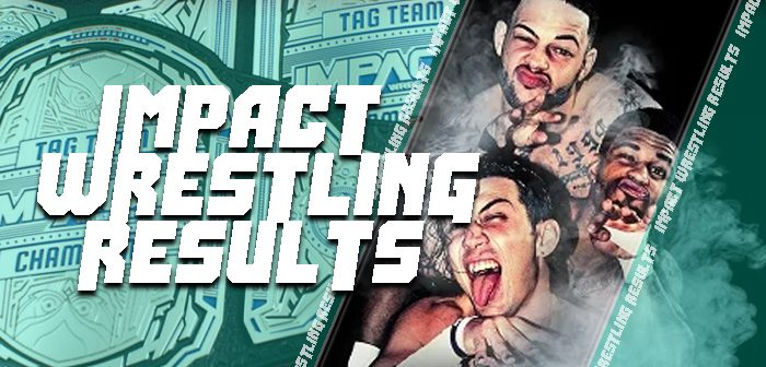 Impact Wrestling Results (3/31): Tessa Blanchard vs Ethan Page, Kylie Rae In Action