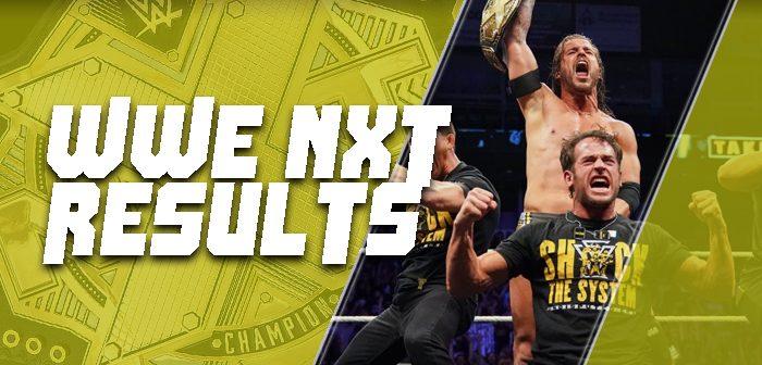 WWE NXT Results (11/20): Becky Lynch Returns, Ricochet vs Matt Riddle, Ladder Match & More