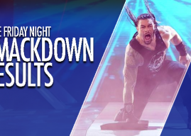 WWE SmackDown Results (1/17): John Morrison Competes, Kane Returns, More!