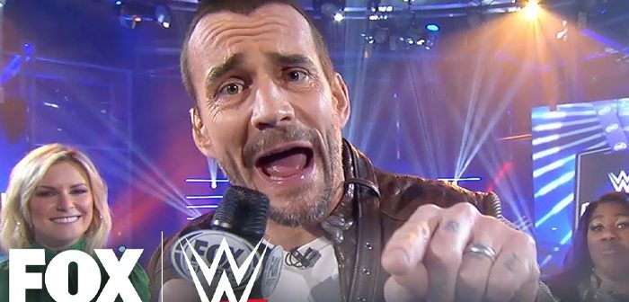 CM Punk Drops a Pipe Bomb on Actor Tom Arnold…and Seth Rollins