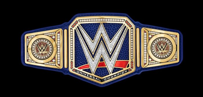REPORT: WWE To Debut New Title Belt Design On Raw Tonight