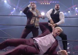 Wardlow Dominates Cody Rhodes in Shocking AEW Dynamite Debut
