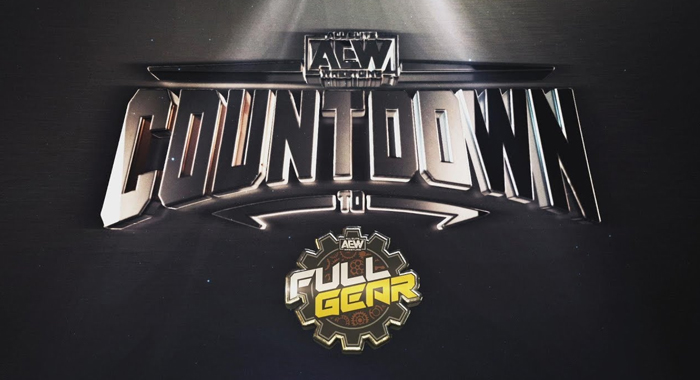 Aew S New Countdown To Full Gear Special Getting Rave