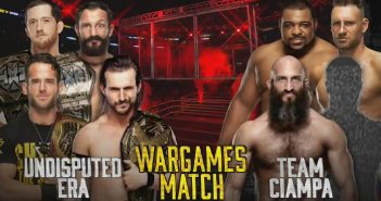 Second WarGames Announced, Updated NXT Takeover Match Card