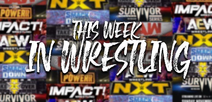 This Week In Wrestling: Every Match Announced for the Busiest Go-Home Week Ever (So Far)