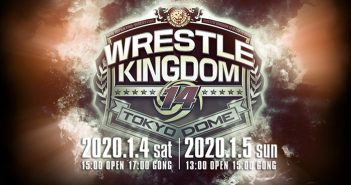 NJPW Announces Full Match Cards for Both Nights of Wrestle Kingdom 14