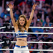 Maria Menounos Training w/ Sonya Deville & WWE Hall of Famers