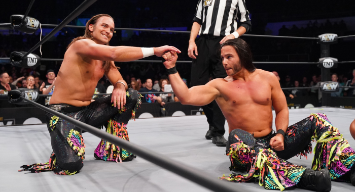 Young Bucks AEW
