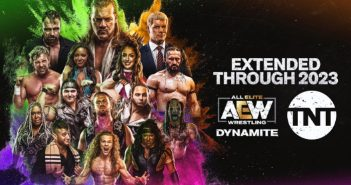 AEW Dynamite on TNT Extended Through 2023, Second Series Coming