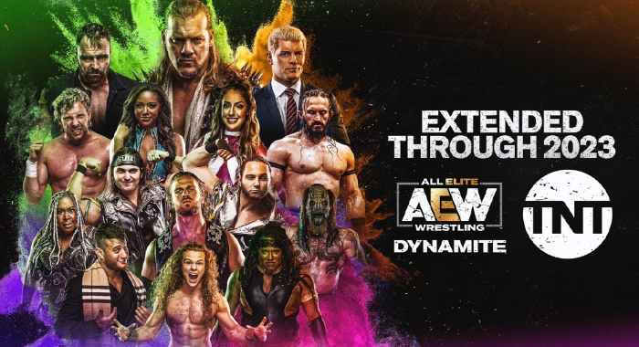 All Elite Wrestling Extends WarnerMedia Deal Through 2023, Adds New Night - TCA