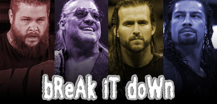 Break It Down: Ranking Every Main Wrestling TV Show (Week Eight)