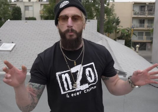 nZo Shoots Hard On Top NJPW Stars, Challenge Issued For 'Mania Weekend