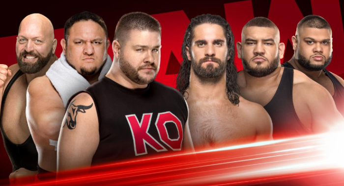 Full Details On WWE's First Ever 'Fist Fight' On Monday Night RAW