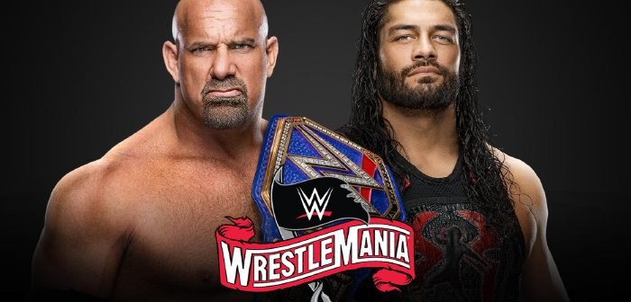 SPOILER: Goldberg's New Opponent For Wrestlemania 36 Is…