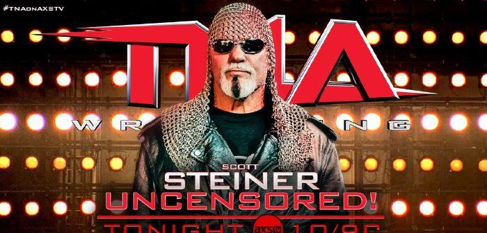 TNA: One Night Only Results (3/31): Suicide & Manik Team Up, Scott Steiner Appears, Hernandez & More!