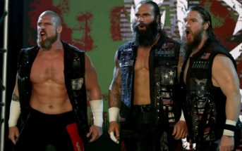 The Forgotten Sons on Friday Night Smackdown