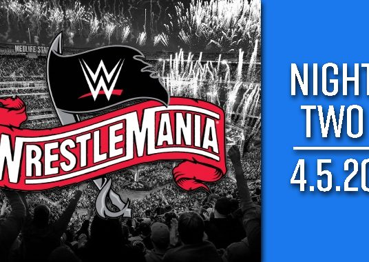 WWE WrestleMania Night 2 Results – New Champions Crowned, Wyatt vs. Cena In The Firefly Fun House