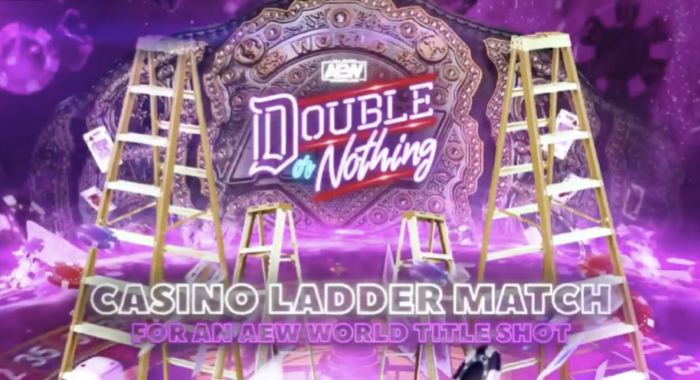 AEW Double or Nothing Casino Ladder Match